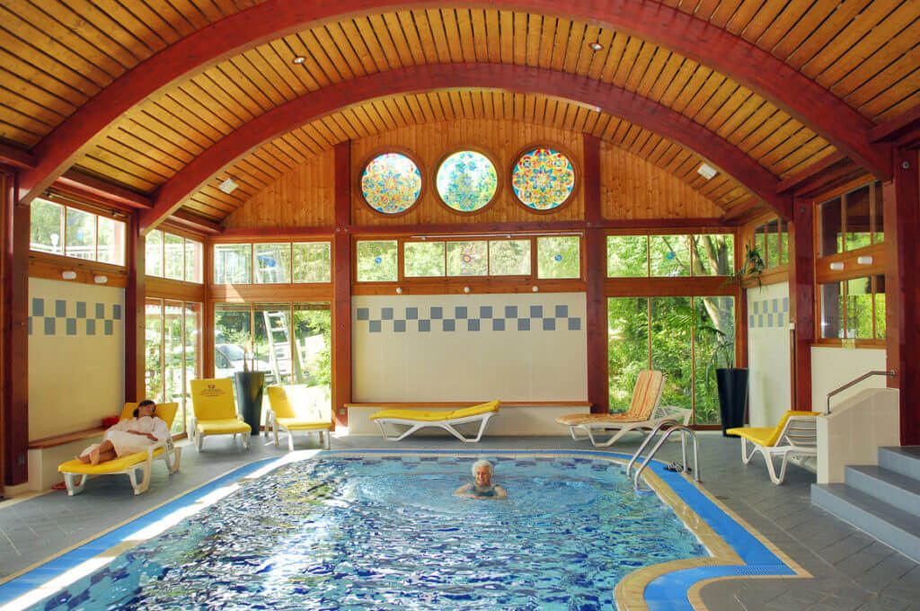 Agathenhof Indoorpool
