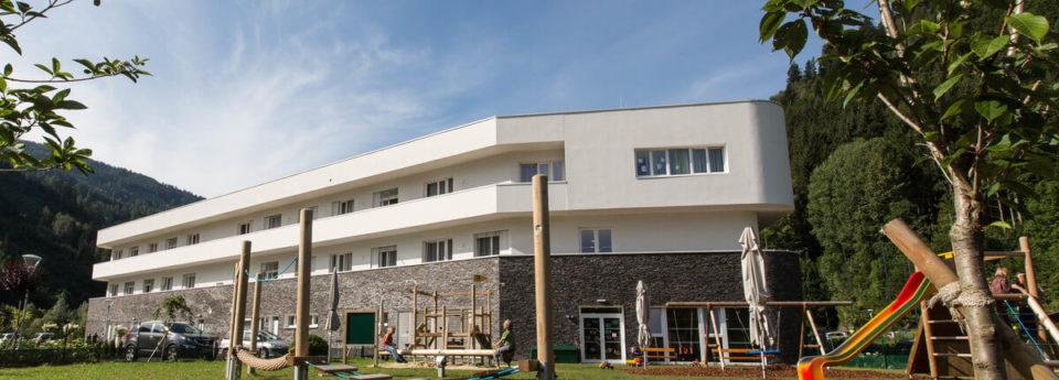 OptimaMed Wildbad Gebäude