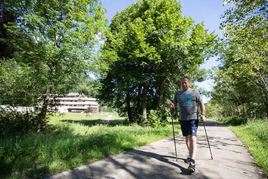 OptimaMed Wildbad Walking