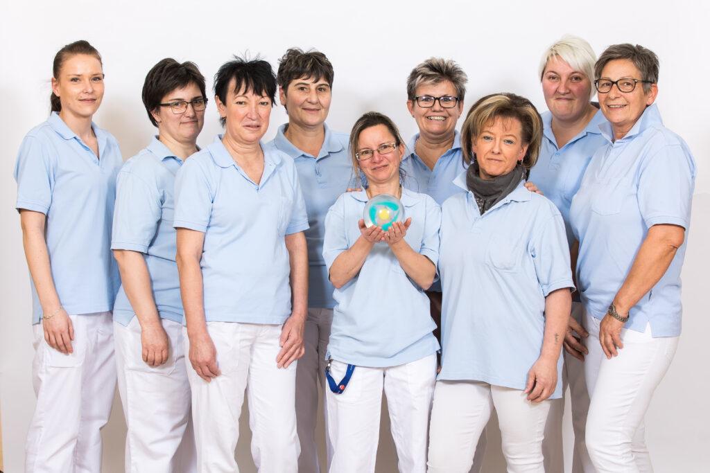 Team Housekeeping Wildbad